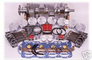 SBC 383 stroker kit w/ perf forged pistons & 5 7