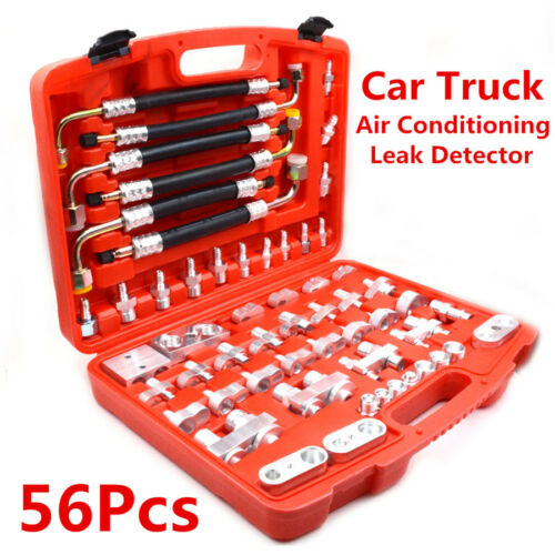Air Conditioning Leak Detector Tester Tool Car Truck Auto A//C Compressor Repair