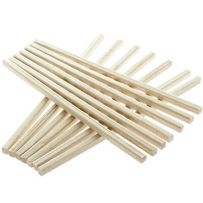 Toffee Apple Sticks Bonfire Night Square Section Lollipop Candy 140mm x 5mm