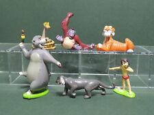 Le livre de la Jungle set complet lot 6 Figurine KID'M Jungle Book Figure Disney