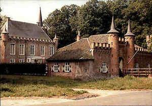 Sint-Ooedenrode-Kasteel-Henkenshage-Niederlande-Nederlande-Postcard-ungelaufen