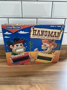 Chad-Valley-Hangman-Game-Don-039-t-Hang-Around-Drop-in-for-a-GameBrand-New-Tatty-Box