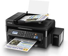 Epson L-565 A4 Size Colour Printer (Print,Scan,Copy,Fax,Wifi)4 Colour CISS Tank.