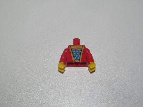 Main Torso Minifig Série 15 Choose Model NEW Bras Lego ® Torse