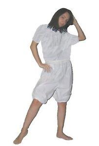 COMBI-EFFETTO-SAUNA-Bianco-1-Tuta-Dimagrante-Sudorazione-Blusa-e-Pantaloncino