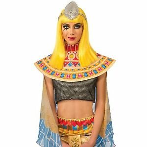 Rubie-039-s-Costume-Katy-Perry-Patra-Dark-Horse-Adult-Wig-Yellow-One-Size