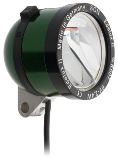 Headlight Son Edelux II in Various Colours 55 1//8in Cable Plug Loose