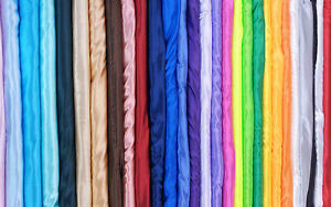 SILKY-SATIN-FABRIC-per-METRE-Plain-Dress-Craft-Material-150cm-Wide-28-colours