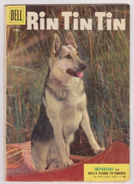 Rin Tin Tin #10, Very Good Condition*