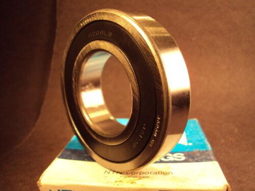 Single Row Radial Ball Bearing NTN 6208 LLB C3 //5C