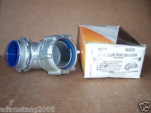 New-5357-Thomas-amp-Betts-2-034-Liquid-Tight-Conduit-90-Degree-Elbow