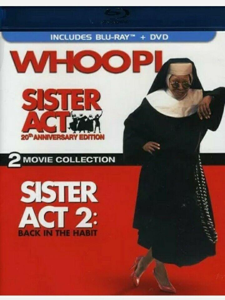 Sister Act Nuns Sticker Set