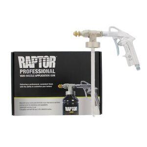 U-POL 4880 RAPTOR Professional Vari-Nozzle Application Gun for Raptor Truck B...