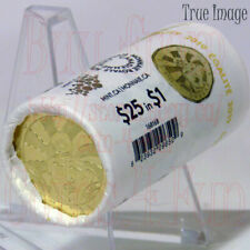 """Pre-Sale Canada 2016 50-cent Special Wrap Circulation Roll /""""25 Coins/"""""""