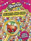 Shopkins Search and Find by Scholastic Australia (Paperback, 2016)