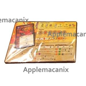 SPIRIT-ISLAND-Kickstarter-Promo-Set-Heart-of-the-Wildfire-amp-Serpent-amp-8-Cards