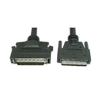 GD127549 Ultra-SCSI- VHDCI- 68 Stecker auf Halb Pitch HP50 Stecker Kabel 1 Meter