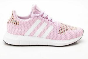 2ee8bdb75081 Details zu Adidas Swift Run W CQ2023 pink-weiß-schwarz