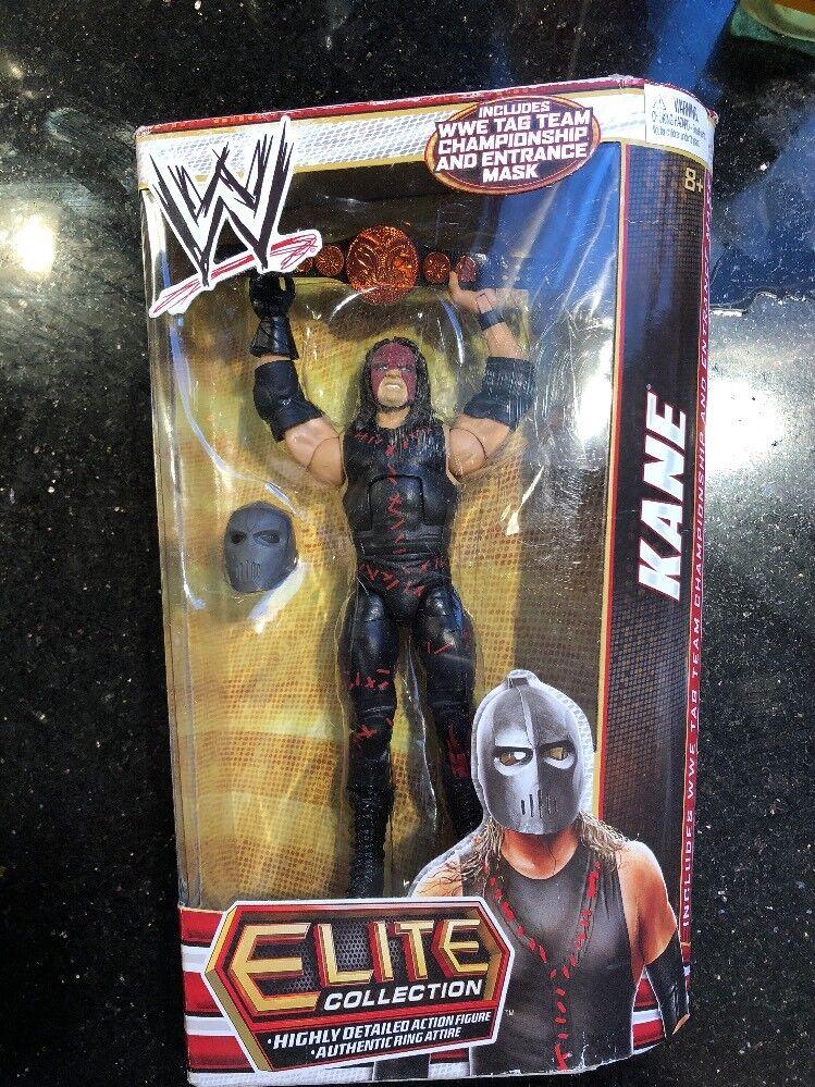 KANE WWE FIGURE NEW SEALED SERIES 90 MASKED