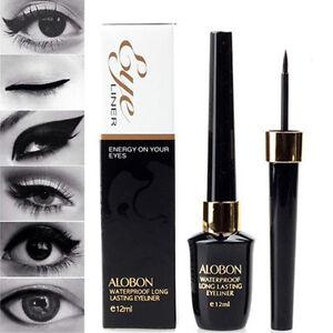 Black-Make-Up-Liquid-Eyeliner-Waterproof-Eye-Liner-Pencil-Pen-Comestics-Set-New