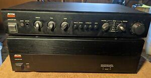 Adcom GFP-555 Preamp & Adcom GFA-545 Amplifier combo