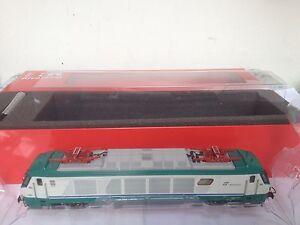 Rivarossi-HRS2510-E402A-035-in-livrea-XMPR-nuovo-logo-Trenitalia-digital-Lenz