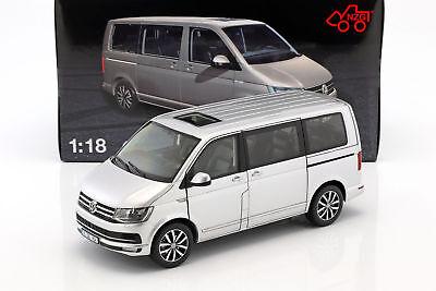 Volkswagen T6 Multivan Highline Schwarz 1-18 NZG nzg 954//50