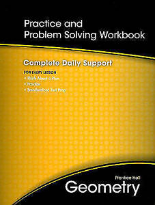 Practice-and-Problem-Solving-Workbook-Used-Good-Book