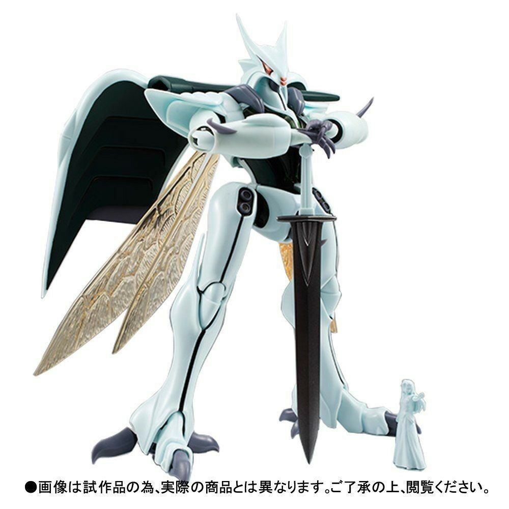 ROBOT SPIRITS Aura Battler Dunbine BOTUNE  Action Figure BANDAI Japan F S J6042