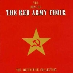Rouge-Armee-Chorale-Definitif-Collection-Neuf-CD
