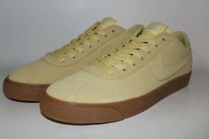 super popular 589f4 e153c Image is loading Nike-Mens-SB-Bruin-Premium-Lemon-Wash-Gum-