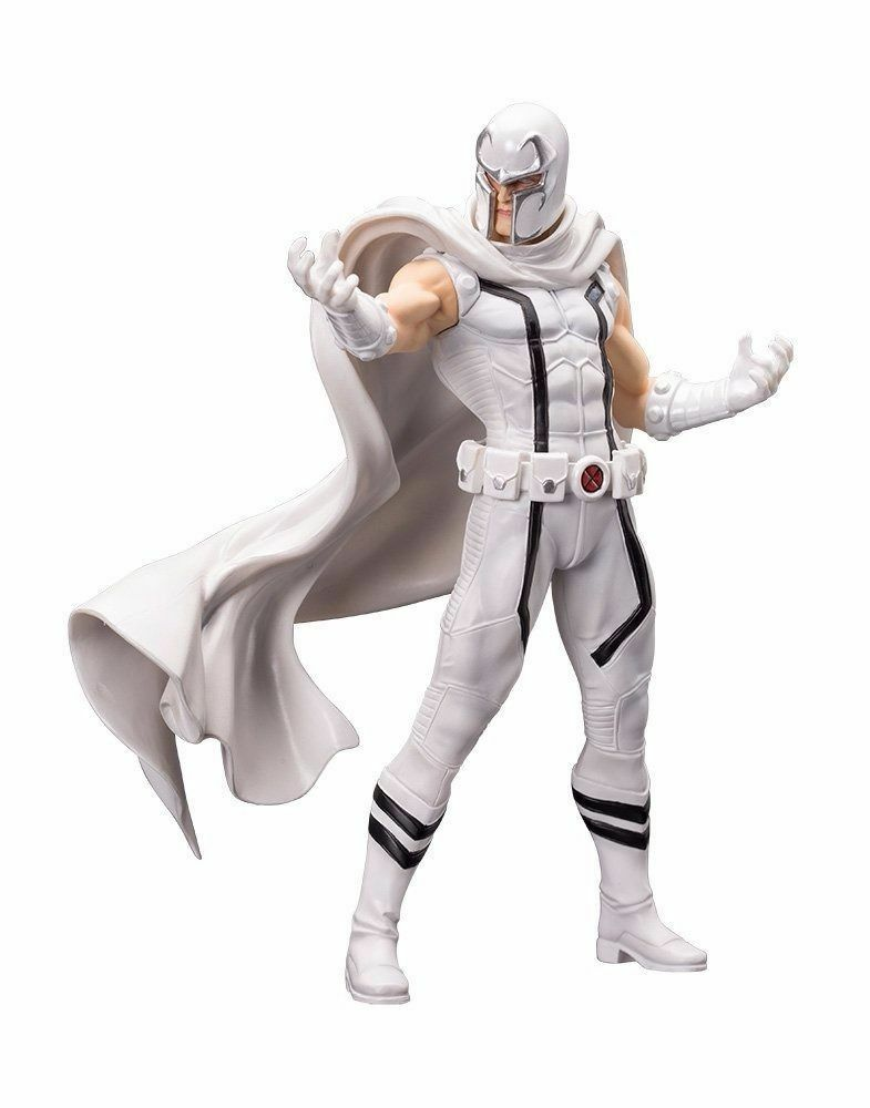 ARTFX+ MARVEL NOW X-Uomo bianca  MAGNETO 1/10 PVC Figure KOTOBUKIYA NEW from Japan