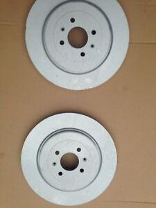Mg-Mgf-Mg-Tf-Mgtf-Mg-Ap-4-Pots-Bremsscheiben-304mm-Beluftet-Scheiben