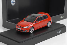2013 VOLKSWAGEN VW GOLF VII 7/3-door red rosso 1:43 Herpa spacciatore