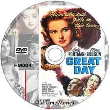 Great Day - 1945 Drama Eric Portman, Flora Robson, Irene Handl DVD Film