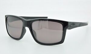 30d79a6867e Image is loading Oakley-Mainlink-OO9264-08-Sunglasses-Polished-Black-Prizm-
