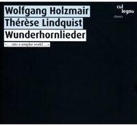 Wolfgang Holzmair - Wunderhornlieder [new Cd] Digipack Packaging on Sale