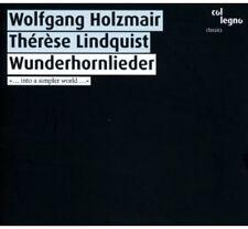 Wolfgang Holzmair - Wunderhornlieder [New CD] Digipack Packaging