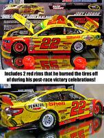 Joey Logano 2014 Richmond Win Raced Version 1/24 Action