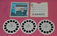NANNY AND THE PROFESSOR VIEW-MASTER REELS (3-reel set with booklet only)