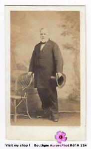 Monsieur-A-DE-DORLHOFF-PERSONNALITE-SECOND-EMPIRE-CDV-KEN-a-PARIS-1860-M154