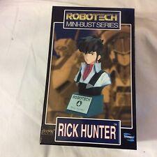 Toynami Robotech Mini-Bust Series Rick Hunter bust brand new in box