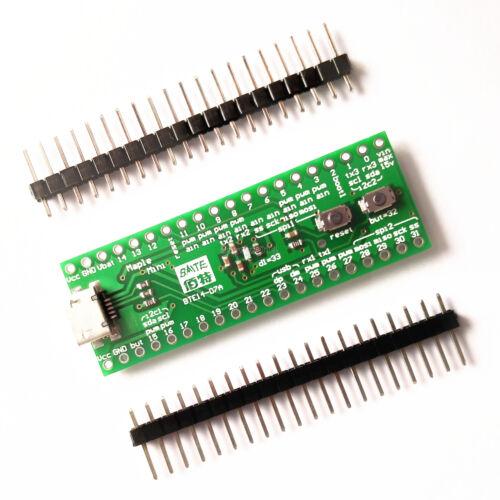Arduino MicroUSB STM 32 F 103 RCBT 6 ARM Cortex-M3 leaflabs Leaf maple Board Module