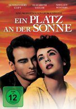 KEEFE/CLIFT,MONTGOMERY/TAYLOR,ELIZABETH BRASSELLE-EIN PLATZ AN DER SONNE DVD NEU
