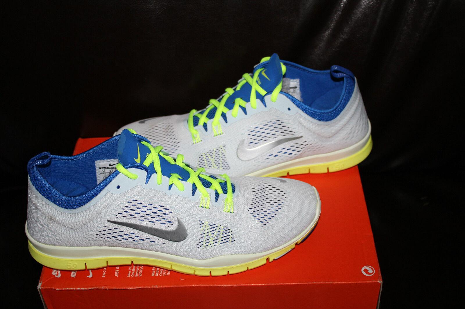 Nike Free 5.0 TR blanco FIT 4  blanco TR as híper Pais us 100 f58aa5