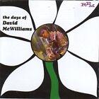 Days of David McWilliams 5013929522527 CD