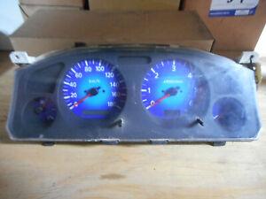 Nissan-Navara-D22-Instrument-Cluster-Early-Model-QD32-Diesel-Blue-Face