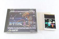PC Engine R Type 1 R-Type Turbografx Card NAMCOT