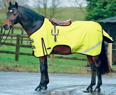 Creativo Boston Pony Cavallo Cavalcare Impermeabile Hi Viz Riflettente Di Sicurezza Foglio Di Esercizio Tappeto- Sentirsi A Proprio Agio