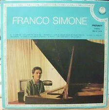SIMONE FRANCO TU E COSI' SIA IL CIELO IN UNA STANZA LP  1978 ITALY